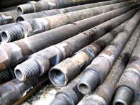 Бурильные трубы с приварными замками