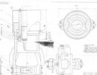 Запасные части к буровой установке УРБ-2А2Д
