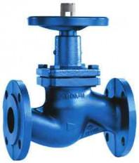 Клапаны запорные стальные фланцевые под электропривод (КЗСП) PN 40