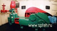 Агрегат ремонтно-буровой АРБ-100