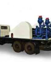 Блок насосный мобильный БНМ-16