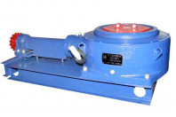 Установка бурового ротора РУ 80х400